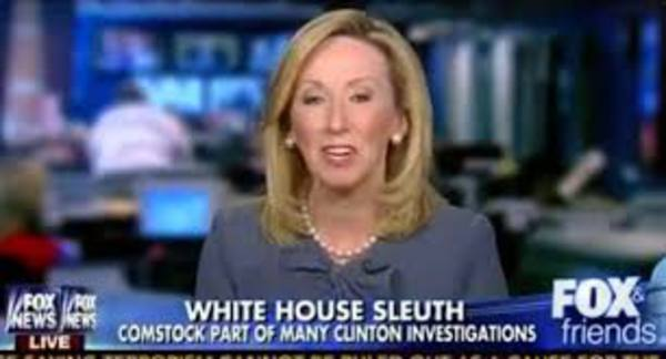 Comstock More Concerned about Clinton Emails